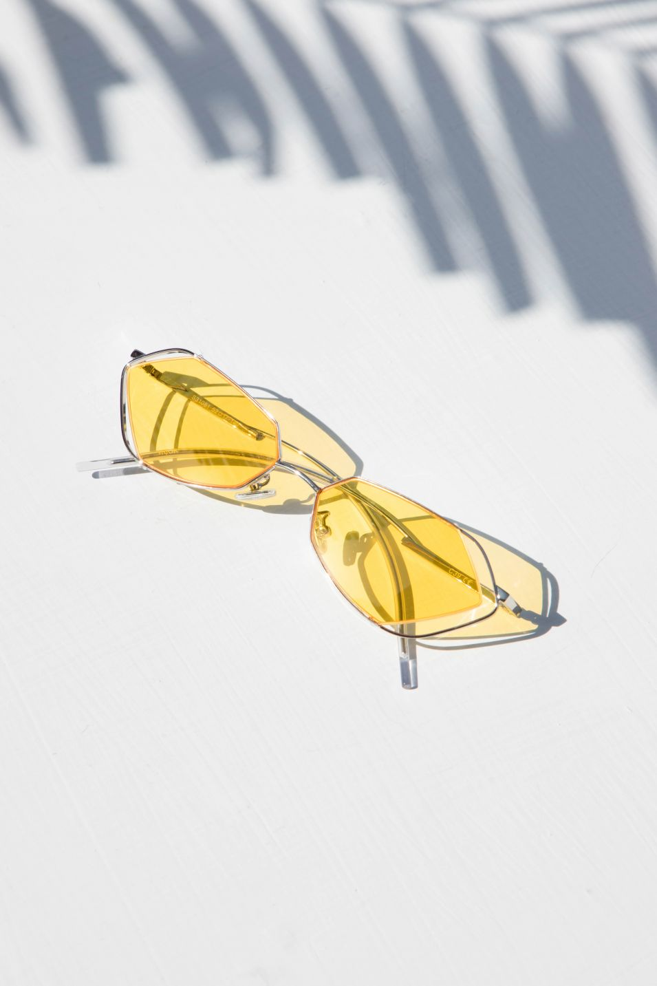 Lemon Tinted Sunglasses