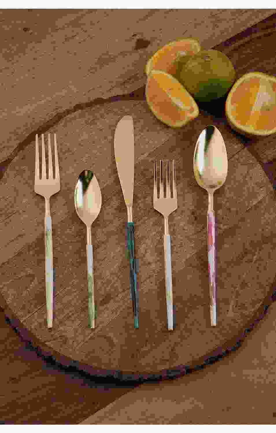 Silas Spoon Set