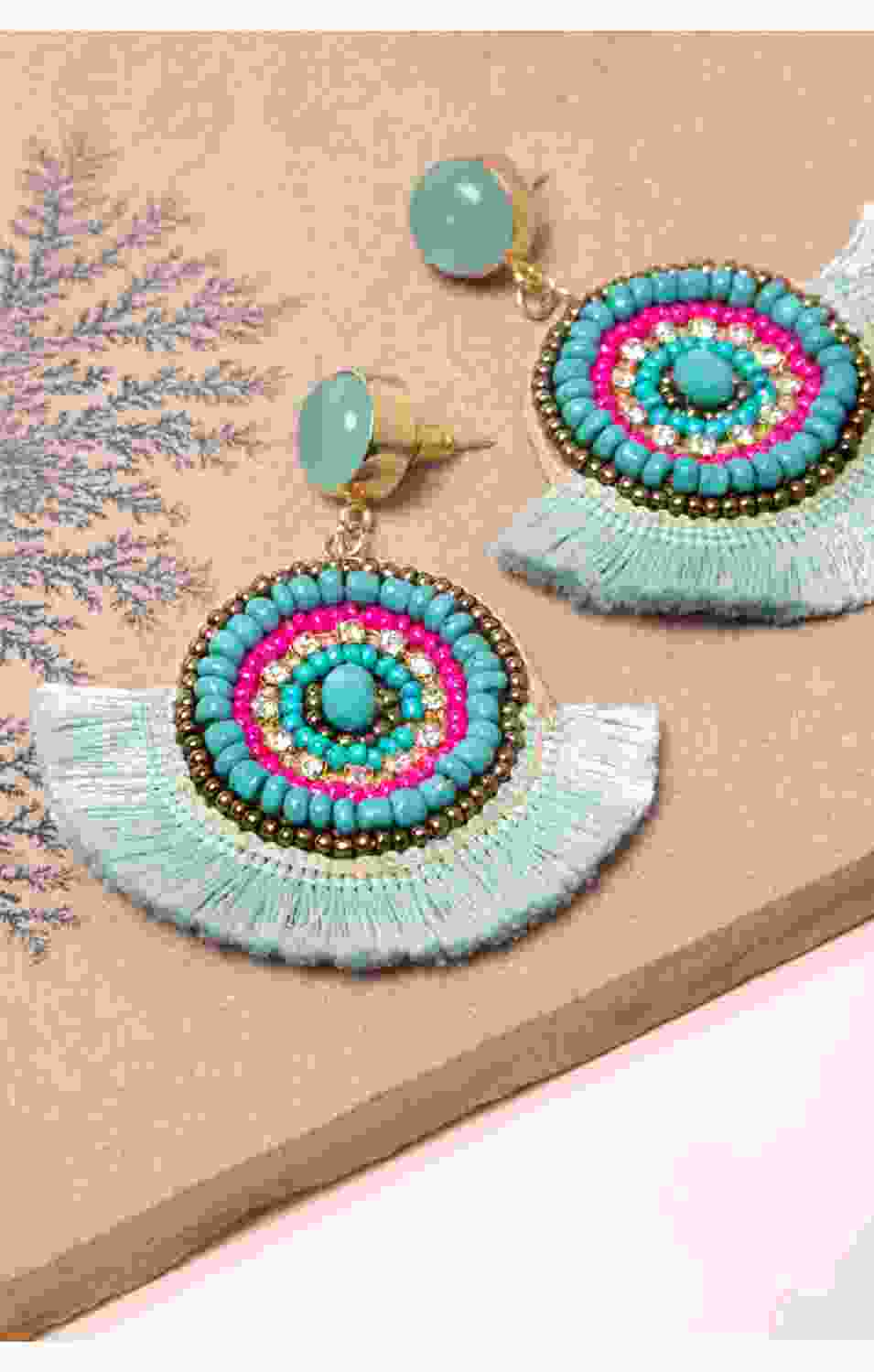 Pastel Rendezvous Earrings