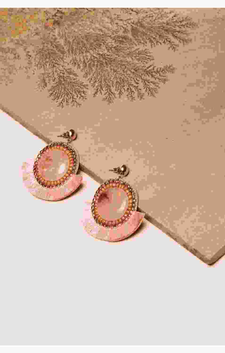 Pastel Delight Earrings