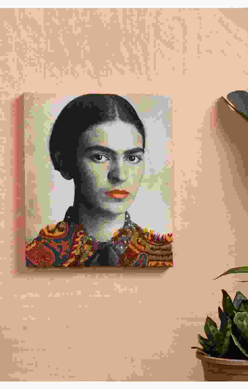 Fearless Frida Wall Art