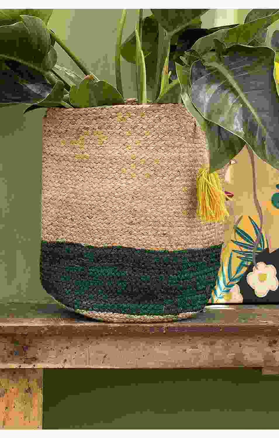 Beach View Jute Planter